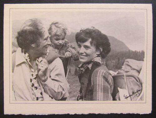 1973 Canadian Prime Minister Pierre Elliot Trudeau Xmas Card - Justin Trudeau