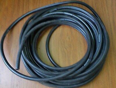Medical Nitrogen Hose 300 Psi Conductive 50ft Plain Endscolor Coded Black New
