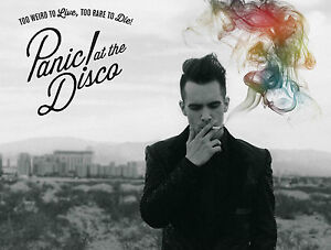 BRENDON URIE Panic! At The Disco BUP01 A3 POSTER PRINT ART BUY 2 GET 1 FREE