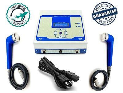 Ultrasound Therapy Machine Ultra Pro 1 Mhz 3 Mhz Ultrasound Physiotherapy Unit
