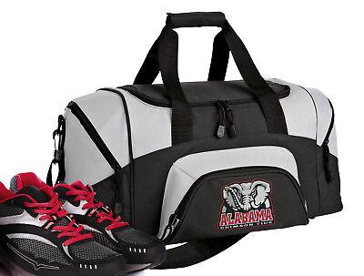 SMALL Alabama Gym Bag BEST Small University of Alabama Duffel