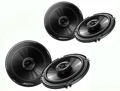 """6.5"""" G-Series 250-Watt 2-Way Speakers"""