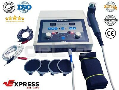 Ultrasound Therapy Electrotherapy Combo Therapy Machine Sonotens Unit Dsf