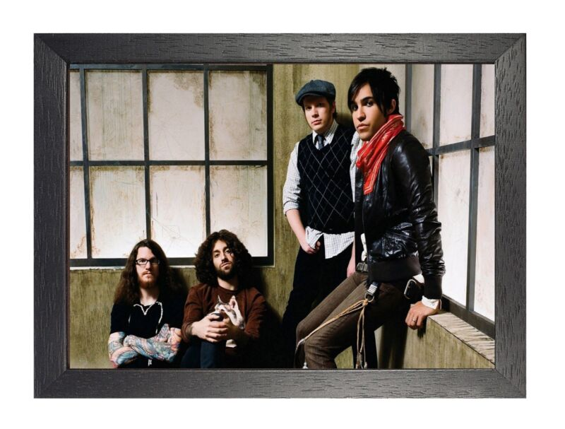 P-733 Art The Neighbourhood Wiped Out Custom Rock Music Band Poster 21 24x36in