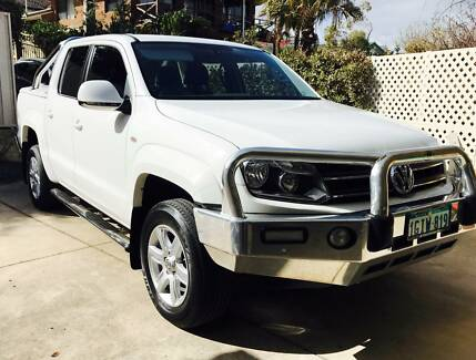 Volkswagon Amarok 2014 in great condition