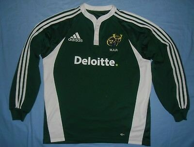 Munster Association of Referees/2007-2008 - ADIDAS - MENS LS Shirt/Jersey. L image