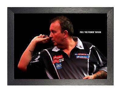ch Darts Player Poster Motivation Inspiration Sport Bild (Inspiration Poster)