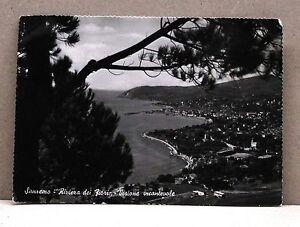 Sanremo - Riviera dei fiori - visione incantevole [grande, b/n, non viaggiata] - Italia - L'oggetto può essere restituito - Italia