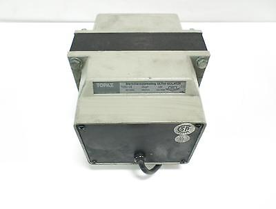 Topaz Line Noise Suppressing Ultra Isolator Transformer 91001-22 Kjs