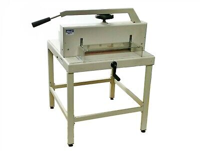 Kw-trio 3971 Manual Heavy Duty Guillotine Paper Trimmer Cutter 18.7