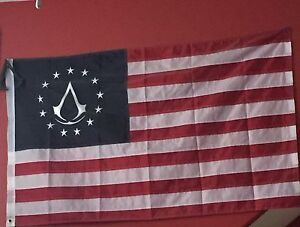 Assassins creed flag