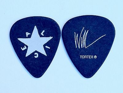 Alice in Chains Guitar Pick! William DuVall Guitar Pick 2010 Tour Star Logo