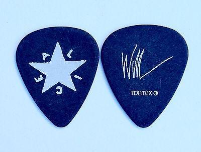Alice in Chains Guitar Pick! William DuVall Guitar Pick 2010 Tour Star Logo
