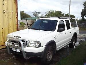 2006 Ford Courier Ute South Arm Clarence Area Preview