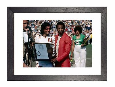 George Best And Pele The Best Poster Irish Footballer Manchester Winger (George Best And Pele)