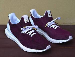 Brand New Adidas Ultra Boost Burgundy Custom US 11 Hope Island Gold Coast North Preview
