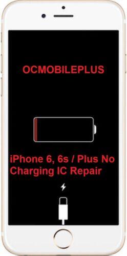Iphone 6s, 6 / Plus Charging Tristar Ic Repair Service