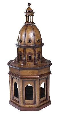"""Duomo Due Architectural 3D Wooden Model 24"""" Dome Authentic Models New"""