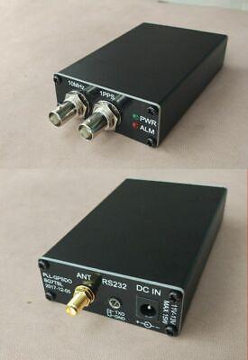 10mhz Sinwave Pll-gpsdo Gps Disciplined Oscillator Antenna  Power Supply