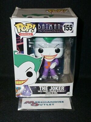 Funko - Batman The Animated Series: The Joker POP! Figure *See Description