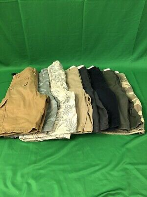 NWT Hollister by Abercrombie A&F men's cargo and jeans shorts all size