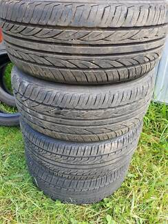 4 Second hand 205 55 R15 Toyo tyres