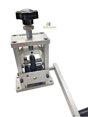 IstaTools® Kabelabisoliermaschine +Kabelquetsch,Kabelschälmaschine,Kupferschrott
