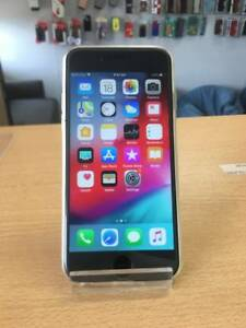 IN GREAT CONDITION IPHONE 6 64GB SILVER UNLOCKED WITH WARRANTY