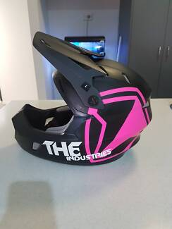 the Industries T3 BMX Full Face Youth Helmet