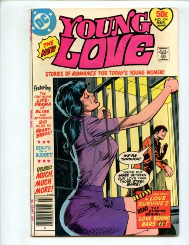 Young Love #124 (1977) DC Romance VF- 7.5