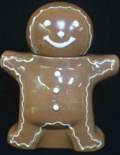 Hartstone GINGERBREAD MAN Cookie Jar