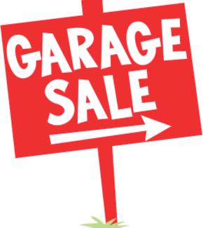 Garage sale 11 Somerset grove