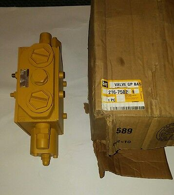 Caterpillar 216-7502 Value Gp Bas Control 216-7502 Genuine Catapler Part
