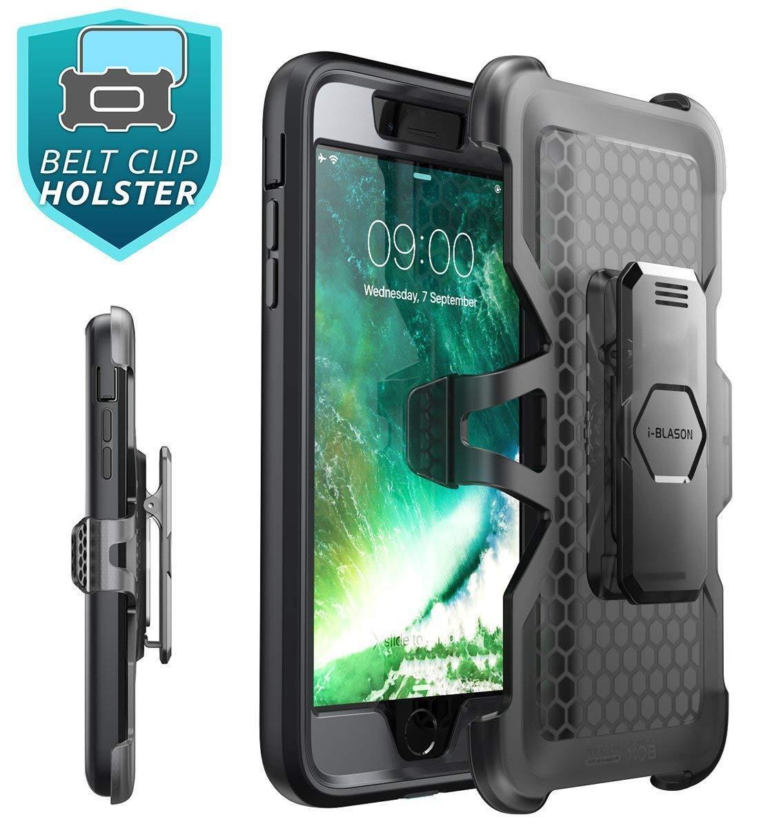 Купить Apple iPhone 8 PLUS case, i-Blason Magma Full Body Cover With Screen Protector