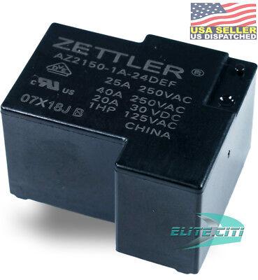Zettler Relais AC1010-2C 10A 250VAC AC 1