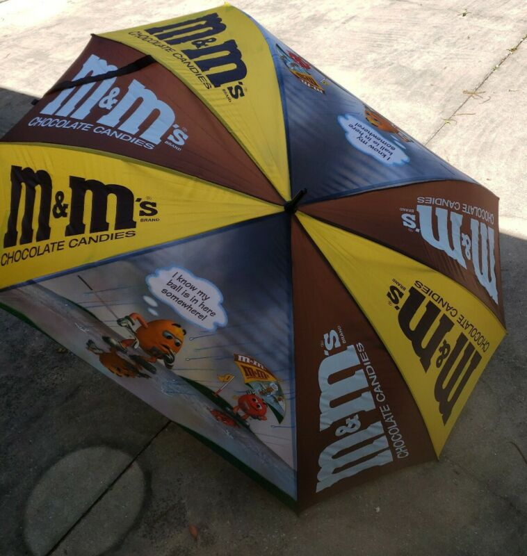 VINTAGE M&M  Golf umbrella