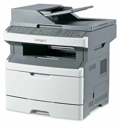 Lexmark X364dn all-in-One Printer Scanner Fax Copier - 24.000 Pages #73