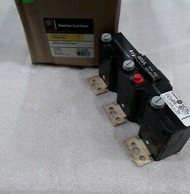 150 Amp Merlin Gerin MCCB 10 NS160N 3P 40A STR22ME w// Trip Unit!