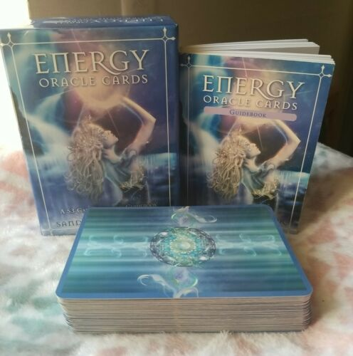 Energy Oracle Cards  - $15.99
