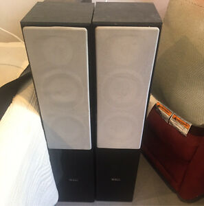 Pro Audio Tower Speakers