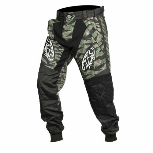 HK Army Paintball Retro Jogger Playing Pants - Tiger Stripe Large L (34-38)