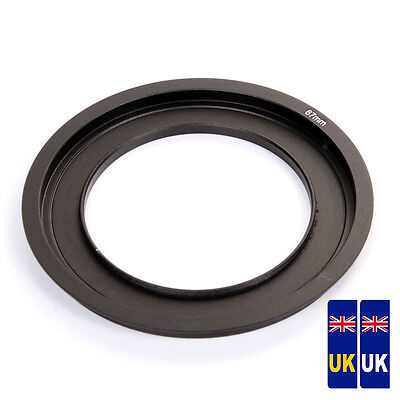 New Metal High quality  67mm adapter for 100mm Lee, HiTech or Z-Pro system 67mm Adapter