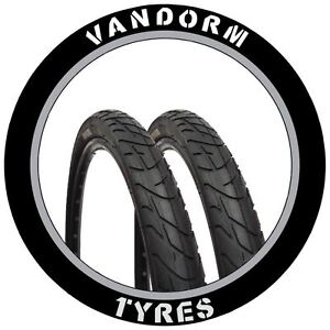 PAIR of MTB Slick Tires 26