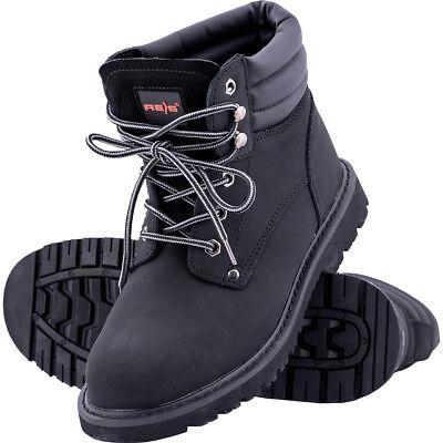 Arbeitsschuhe Sicherheitsschuhe Schuhe Goodyear S3 Stahlkappe Leder Gr.39-47