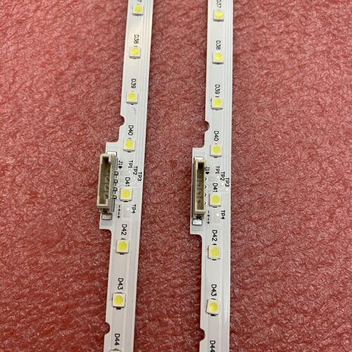 LED strip(2)for Samsung UN65MU6290 UN65MU6290VXZA BN96-44814A FL689480 D6T-2D1