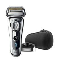 Braun Series 9 9293s Wet and Dry Electric Foil Shaver with Charging Stand