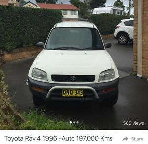 1996 Rav4 Kurri Kurri Cessnock Area Preview