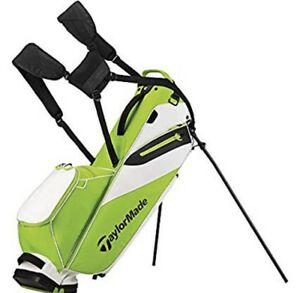 TaylorMade FlexTech Lite Carry/Stand Bag , 2018 Model