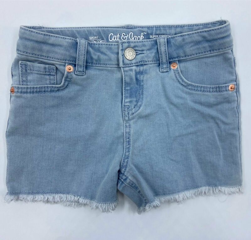 Cat & Jack Girls Denim Shorts