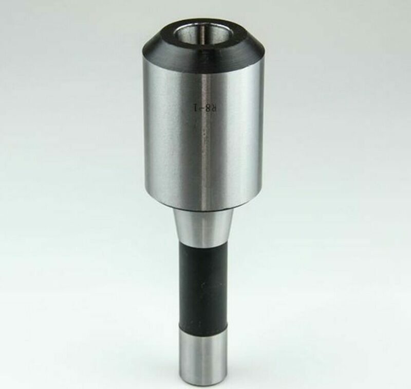 """1-1/4"""" R8 END MILL HOLDER ADAPTER FOR BRIDGEPORT MILLING TOOL 1.25 INCH"""